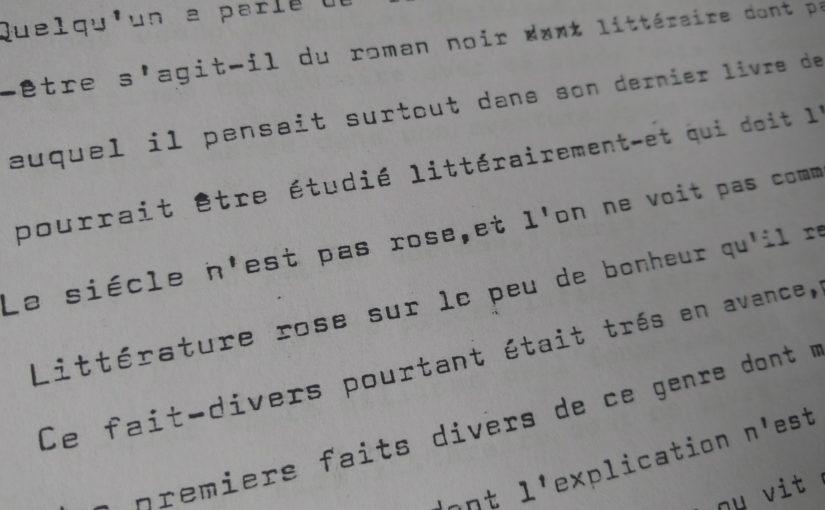 «SAISIR LNB7» à la Maison de la poésie à Paris, le 11 novembre 2017, de 15 heures à la dernière page
